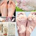 Hot! 1 Paquetes de Peeling Mask Pies Exfoliante Calcetines Bebé Calcetines Pedicura Cuidado Eliminar Cutículas Muertas de La Piel Suso Para Pedicura