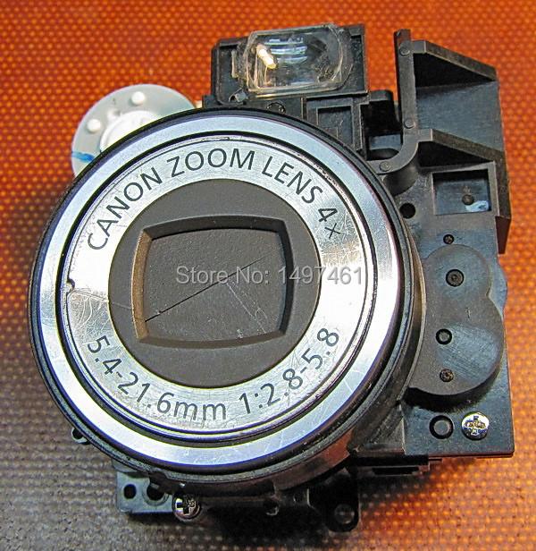Unidade de lente zoom Original Para Canon Powershot A460 PC1226 Digital câmera Com CCD