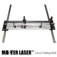 CM05 хорошее качество резки кровать CO2 лазерной резки кровать механических Запчасти блоки ремень шестерни