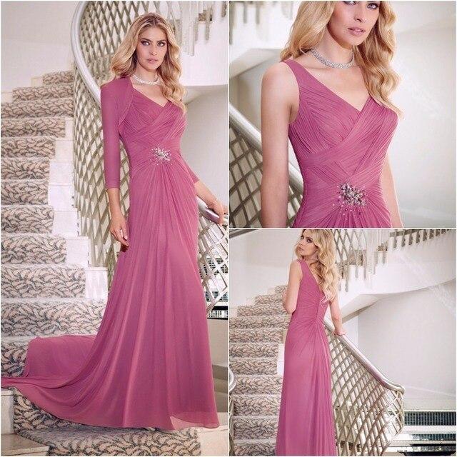Plus size vintage dress prom dress Vintage formal dress bolero ...
