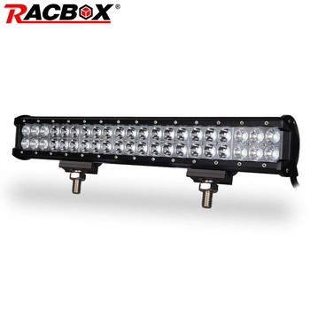 20 inch 126W Offroad LED Light Bar Combo Beam Spotlight LED Work Light For JEEP UAZ 4x4 4WD ATV SUV VAZ Automobile Headlight