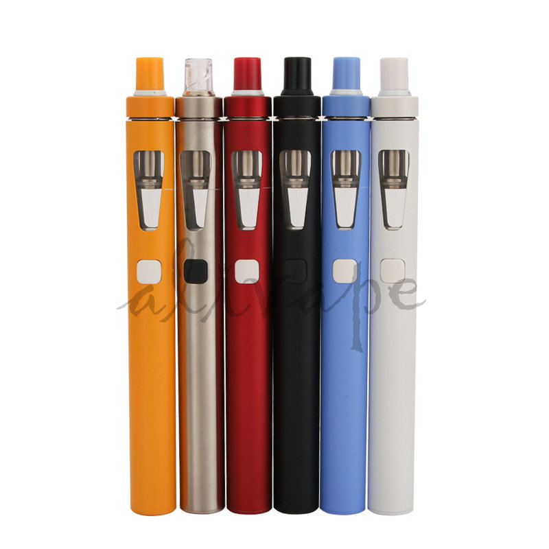 Original Joyetech eGo AIO Kit eGo AIO D16 All-in-One Starter Kit with 2ml Atomizer Tank 1500mah Battery Vape BF SS316-0.6ohm