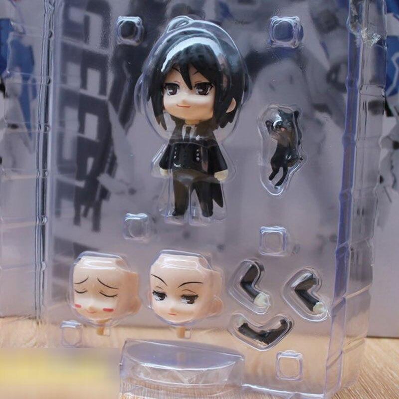 Anime Black Butler Ciel Phantomhive Sebastian Michaelis PVC Figure Without Box