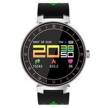 Pulseira Bluetooth Rastreador De Fitness Multi-esporte Relógio Inteligente IP68 À Prova D' Água freqüência cardíaca pressão arterial Pulseira para Android IOS