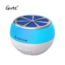 Gute мини Касс Bluetooth 4 динамик 8 Ом enceinte bluetooth портативные могущественный hands free call anneau телефон портативный so3 ДЖОТ