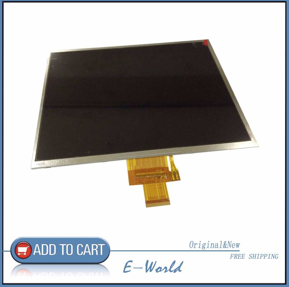 Original and New LCD screen CLAP100XA11XV for tablet pc free shipping original and new 7inch 41pin lcd screen sl007dh24b05 sl007dh24b sl007dh24 for tablet pc free shipping