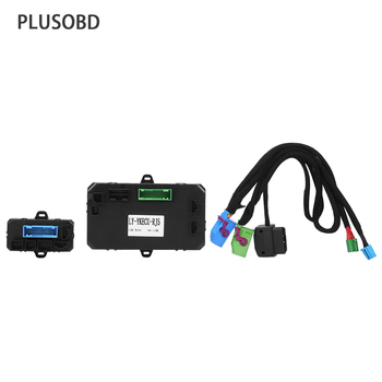 PLUSOBD Remote Engine Start For Benz A Class W176 GSM GPS Tracking Car Alarm System Smart Phone App Remote Control