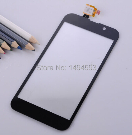 Original New touch screen Front Touch panel Digitizer Glass Sensor repair Replacement For 4.7 inch Komu K3 Free Shipping touch screen glass panel for mt508tv 5wv repair new