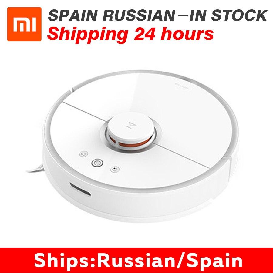 In Stock [EU Version] Xiaomi Mi Roborock S50 Robot Vacuum