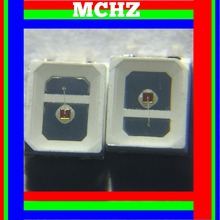 1000pcs/lot SMD LED 2835 lamp beads highlight 0.3 90ma 2V-2.6V yellow Amber 588nm 590nm light-emitting diode ic smd lm317 sot223 1 5a 1 2v 37v 100pcs 500pcs 1000pcs high quality