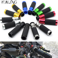 7 8 22 Mm CNC Motorcycle Handlebar Handle Bar Grips Ends For Honda CB 599 919