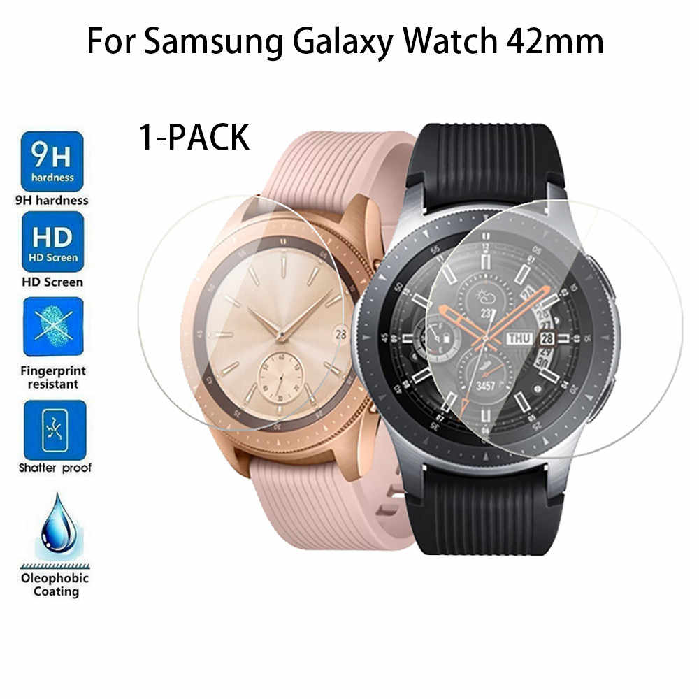 Tempered Glass Screen Protector For smartwatch Samsung Galaxy Watch 42mm/46mm
