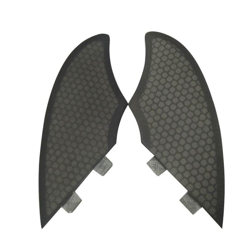 цена на New Design Surfing Surfboard FCS/FCSII Fins Future Keel fin FCS twin fin set 2 pcs per set