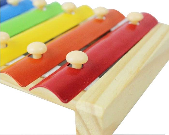 M-WS Crianças Bebê Instrumento Musical Xilofone Brinquedos