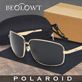 BEOLOWT Aluminum Polarized Sunglasses For Men Women Driver Mirror Sun glasses Fishing Female Outdoor Sports Eyewear UV400 BL219