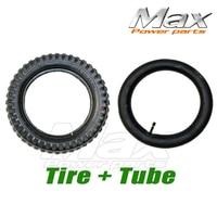 12 1/2 x 2.75 (12.5 x 2.75) Tire and Inner Tube For Mini Pocket Bikes Razor Dirt Bike Rocket Dune Buggy