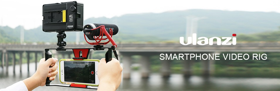 ulanzi smartphone video rig