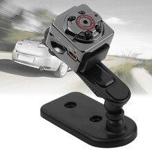 HD 1080 P Car Sport Mini Cámara Espía SQ8 Espia DV DVR Grabadora de Voz Video Visión Nocturna Infrarroja Digital Pequeño Cam oculta