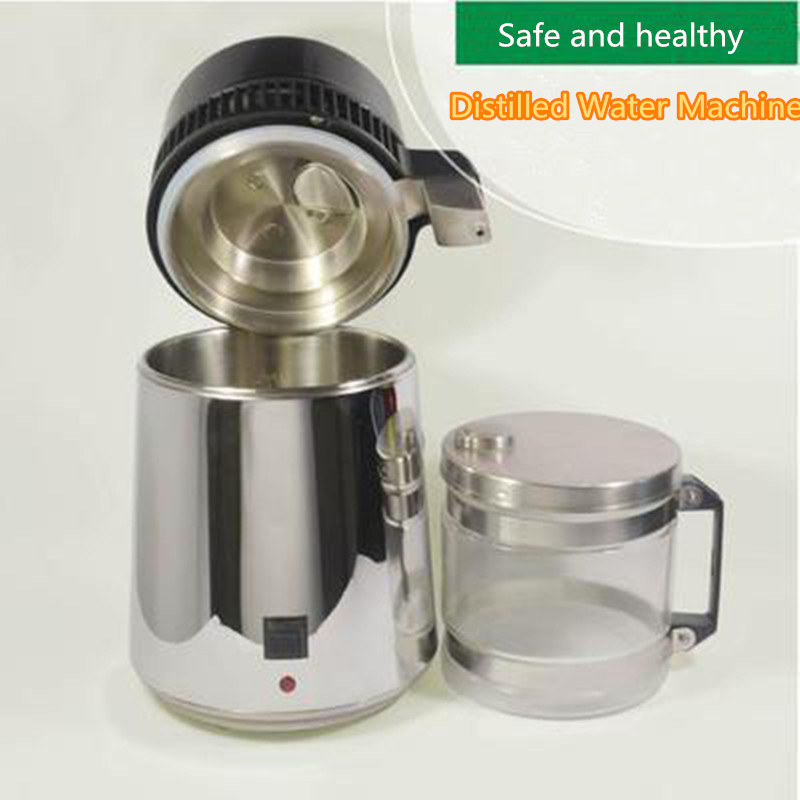Commercial Water Distiller ~ Free shipping v and distilled water machine