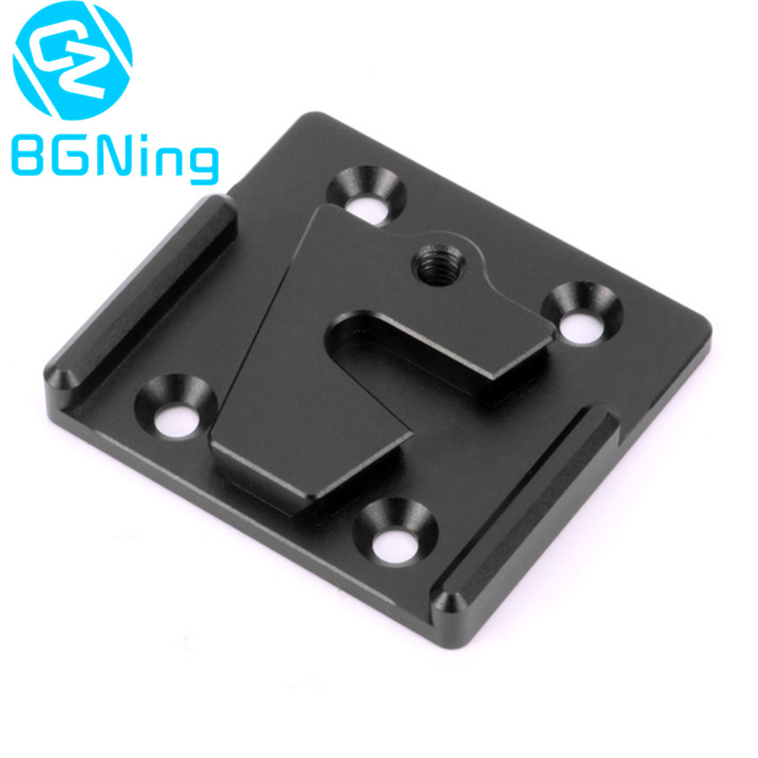 Quick Release Base Mount for DSLR 5D2 B16 Quick Release Plate Photography Set Spare Parts Professional Follow Focus Accessories