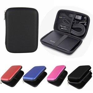 "Digitalworld 2.5"" Portable HDD Hard Disk Nylon Bag Hard Drive Disco Duro Externo Digital Cables Case Cover#289991(China)"