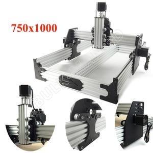 Image 1 - OX CNC 라우터 키트 750x1000mm 4 축 목공 밀링 머신 Nema23 스테퍼 모터에서 175 oz * 데스크탑 DIY 벨트 구동 키트