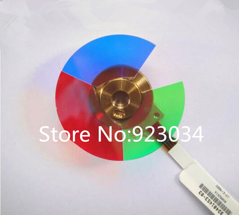 ФОТО Wholesale  BEN.Q  DX655  color wheel  Free shipping