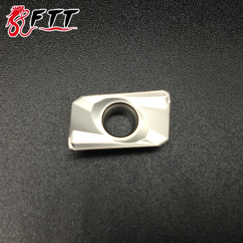 10 SZTUK APMT1604 PDER H2 NX2525 Cermet Grade płytki węglikowe - Obrabiarki i akcesoria - Zdjęcie 2