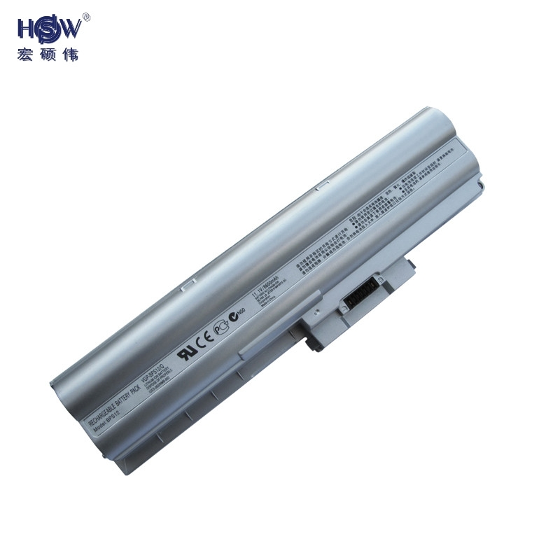 HSW laptop battery for SONY  VGP-BPS12 VAIO VGN-Z92,VGN-Z93 original genuine new 17 inch laptop lcd screen hinges for sony vaio vgn vgn ar ar68 ar32 965 ar ar320e series left right
