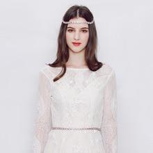 Свадебные Красота Мода полудрагоценный камень цепочки для тела для женщин украшения тела Свадебные поясная цепь аксессуары горный хрусталь Талия