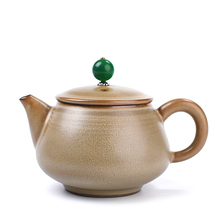 YINPINCI pottery teapot  japan pot tea purple clay chinese japanese