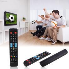 Contrôleurs de télévision intelligents à télécommande noirs pratiques pour Samsung BN59 01178W AA59 00638A BN59 01198Q