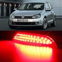 New Technology Multi LED Reflector Rear Tail Light Bumper For Volkswagen Golf 6