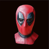 Deadpool Cosplay Masks Adult Boys and Girls Halloween Animal Blame Free Shipping