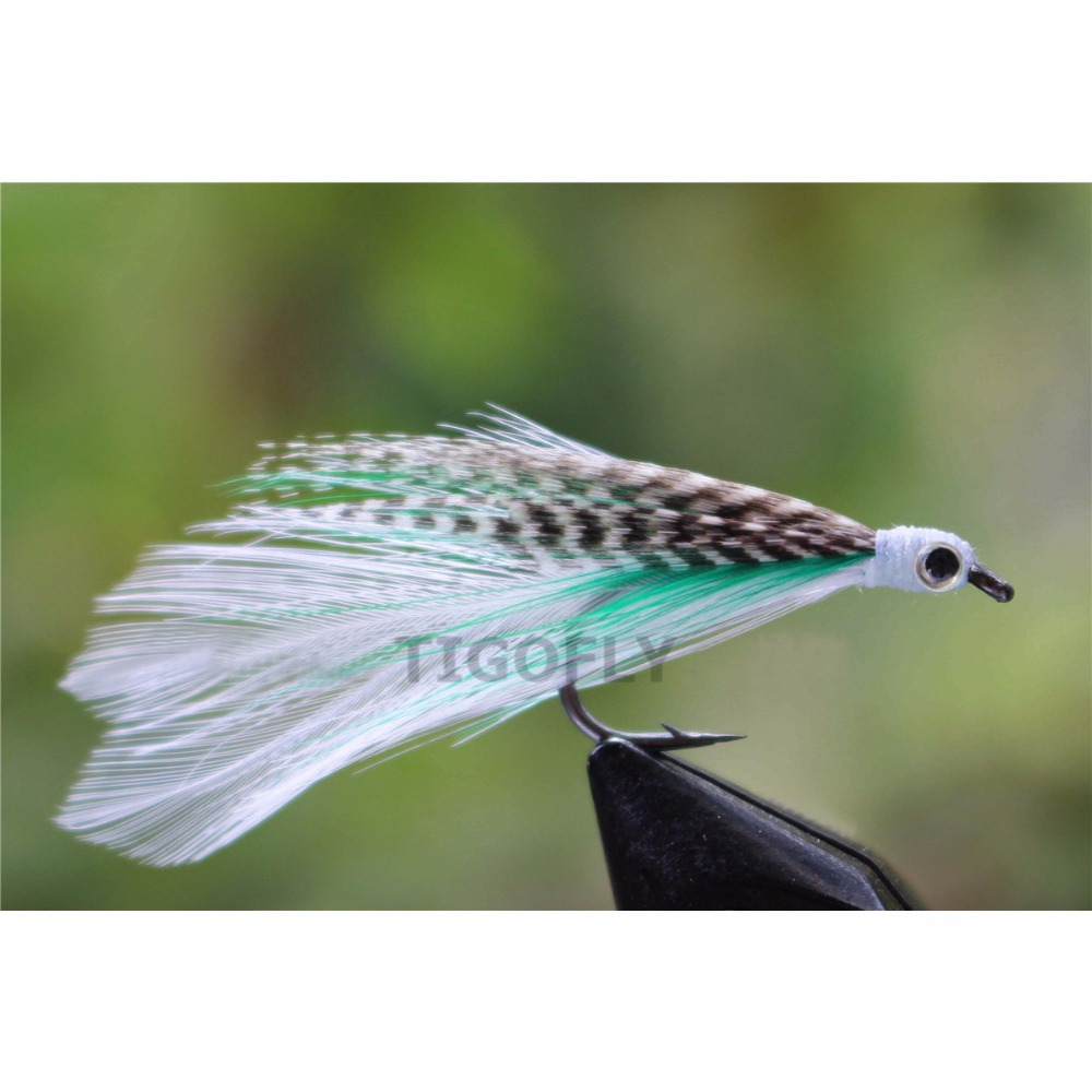 Wholesale Fly Fishing Flies: Tigofly 24 Pcs Discount Fly Top Quality Hair Wing Salmon