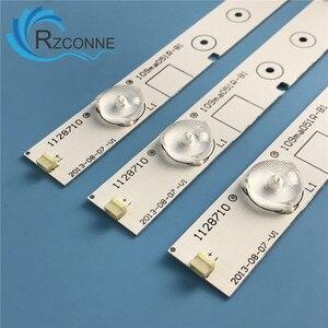 """Image 3 - 571 мм светодиодный фонарь с подсветкой 6 ламп для Hisense 32 """"ТВ СВЕТОДИОДНЫЙ 32K20JD светодиодный 32K30JD E227809 светодиодный 32EC260JD светодиодный 32EC110JD HXF S 6В/светодиодный"""