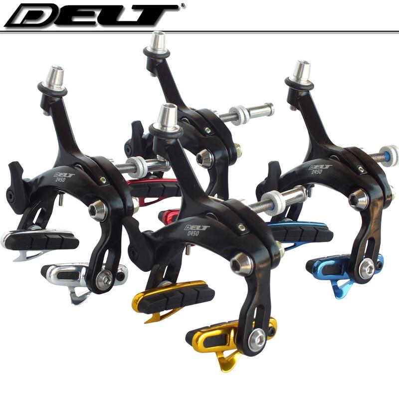 313g 1 set Urban pignon Fixe vélo de Route Vélo c de frein C clip Étrier-Traction Latérale 40- 55mm CNC chaussures