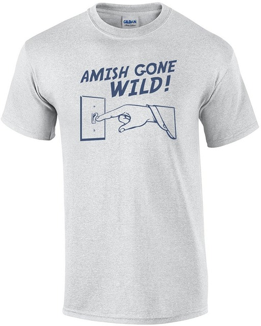 CAMISETAS Y TOPS - Camisetas Amish