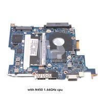 NOKOTION MBSAL02001 MB.SAL02.001 For Acer aspire one 532H D260 Motherboard For GATEWAY LT23 Main Board NAV50 LA 5651P N450 CPU