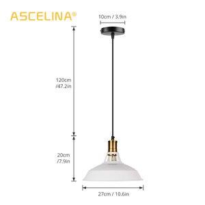 Image 2 - 빈티지 산업 펜 던 트 조명 led 램프 로프트 레스토랑/카페/바/홈 특별 한 크리 에이 티브 램프 체인 펜 던 트 램프 조명