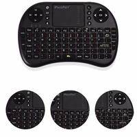 IPazzPort KP21 Universal 2 4GHz Mini Wireless Touchpad And Keyboard Combo For Desktop Laptop Multimedia Russian