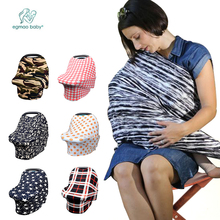 10 Colors New Nursing Cover Mother Breast Feeding cotton Maternity Nursing Apron Breastfeeding