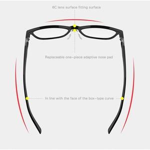 Image 4 - Qukan b1/w1 óculos de proteção fotocromático anti raio azul, desmontável anti azul raios versão atualizada
