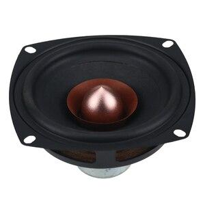 Image 4 - GHXAMP 4 inch Vierkante Volledige Range Luidspreker 4ohm 25 w Aluminium Ijzer Borium Magnetische Vocale Muziekinstrument Giftige 2 stks