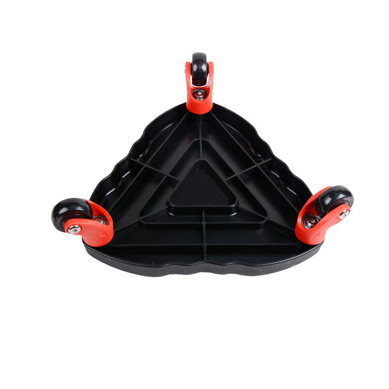 3 Wheeled Abs Roller for Abdominal Exercise to Reduce Unwanted Belly Fat to Achieve Superior Fitness 2
