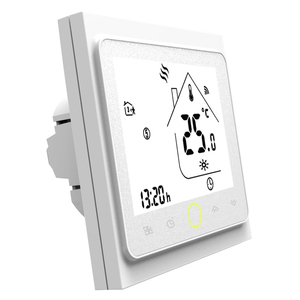 Image 5 - Smart Wifi Thermostaat Temperatuur Controller Water Vloerverwarming Werkt Met Alexa Echo Google Home Tuya