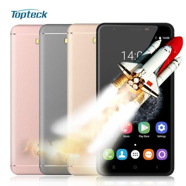 "OUKITEL U15 PRO 4G Fingerprint Smartphone 5.5"" HD MTK6753 Octa Core Cellphone 3GB+32GB Android 6.0 16MP 3000mAh OTG Mobile Phone"