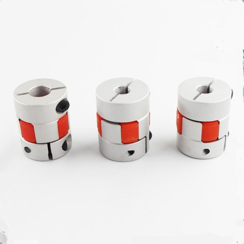 funssor 2 pcs z eixo 5x8mm jaw eixo engate para reprap cr 10 creality 3d impressora