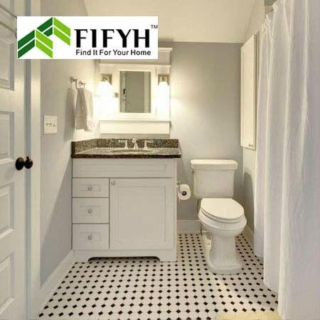 Free Shipping Mosaic Tiles Sheet Black White Octagon Glazed Porcelain Tile Backsplash Slip Bathroom Floor Ceramic Designs On Aliexpress Alibaba