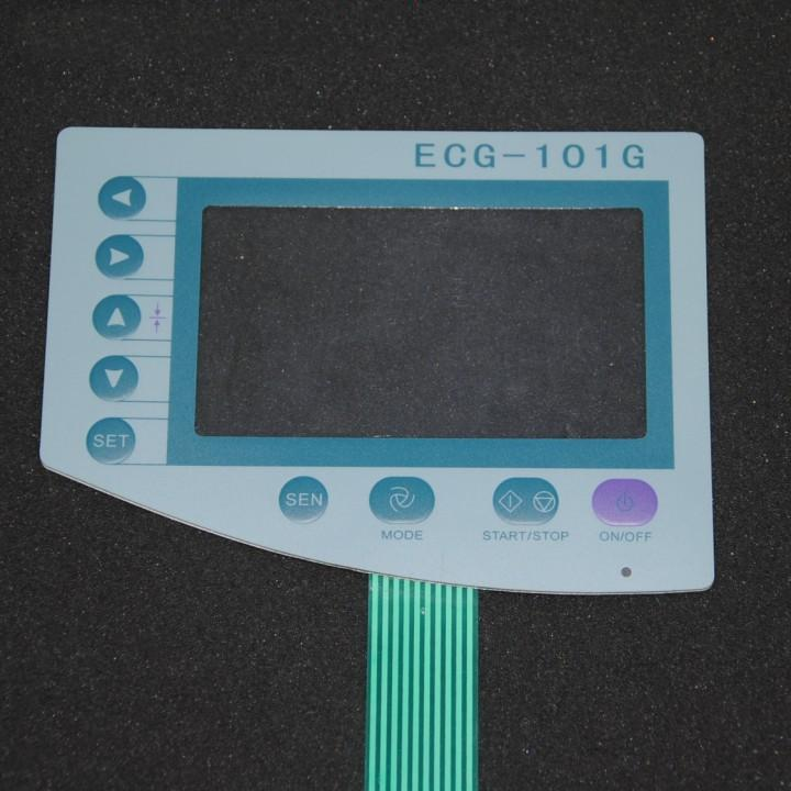 Keyboard Suitable For ECG-101 /101G PANEL KEYBOARD keyboard suitable for ge datex ohmeda 7100 panel keyboard